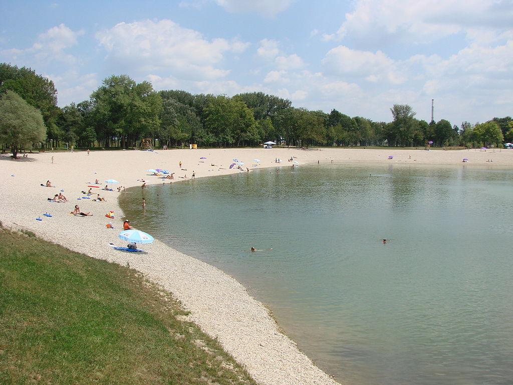 Lake Bundek