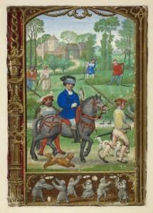 Tudor Falconry