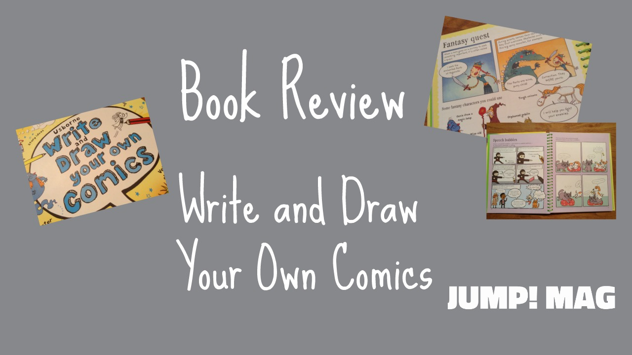 Book Review Comics