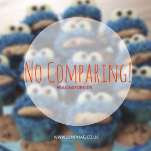 no comparing