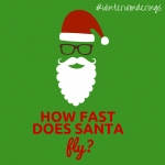 How Fast Does Santa Fly