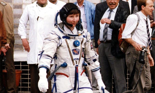 Helen Sharman, cosmonaut
