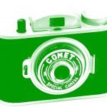 camera 009900 green