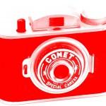camera ff0000 red