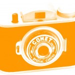 camera ff9900 orange