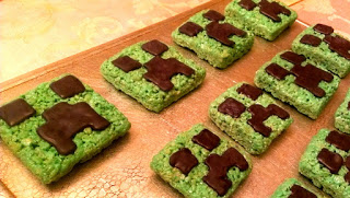 minecraft crispies