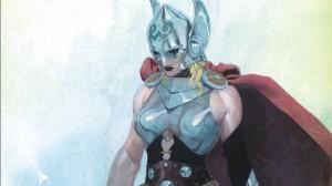 Thor by Russel Dautemann